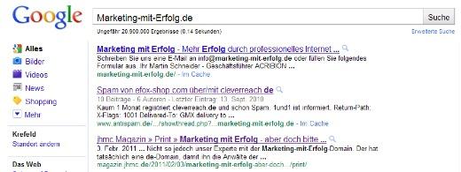 Screenshot Marketing mit Erfolg 001a
