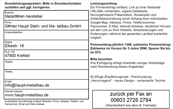 Branchenbuch Deuttschland Nordrhein Westfalen 002a