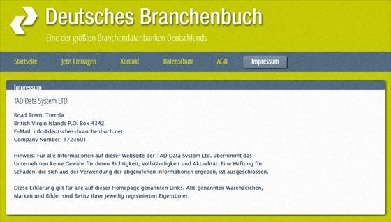 Branchenbuch Deuttschland Nordrhein Westfalen 003a